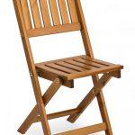 Grâce au mécanisme de pliage pratique, la chaise peut être rangée
