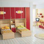 Chambre d'enfants pour deux enfants photo