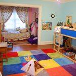 Chambre d'enfants pour deux enfants-meubles