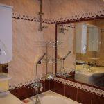 Formes de miroirs de salle de bain