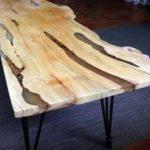 Epoxyhars voor decoratie en meubelproductie