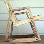 rocking chair comment faire