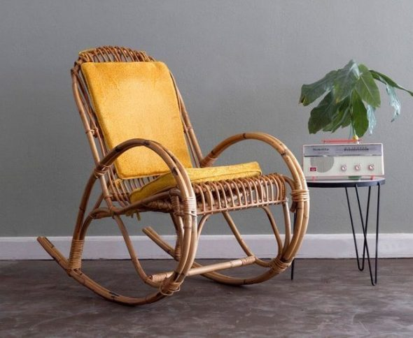 rocking chair confortable