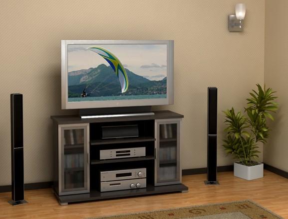 Projets de stands de télévision