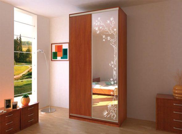 Kasten met dubbele deuren