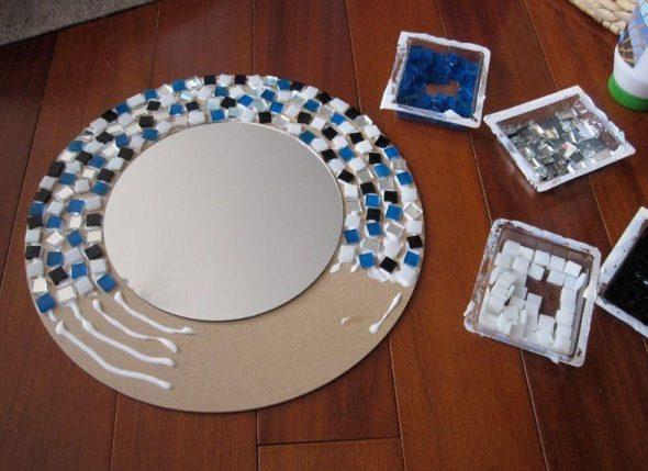 Créer une broderie en mosaïque de diamants