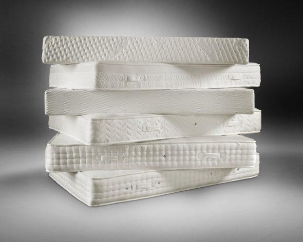 Soorten orthopedische matrassen