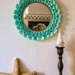 Miroir Seashell