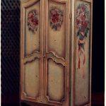 décorer le placard vieux