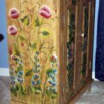 décor de cabinet acrylique