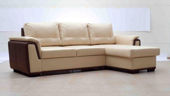 sofa góc cá heo