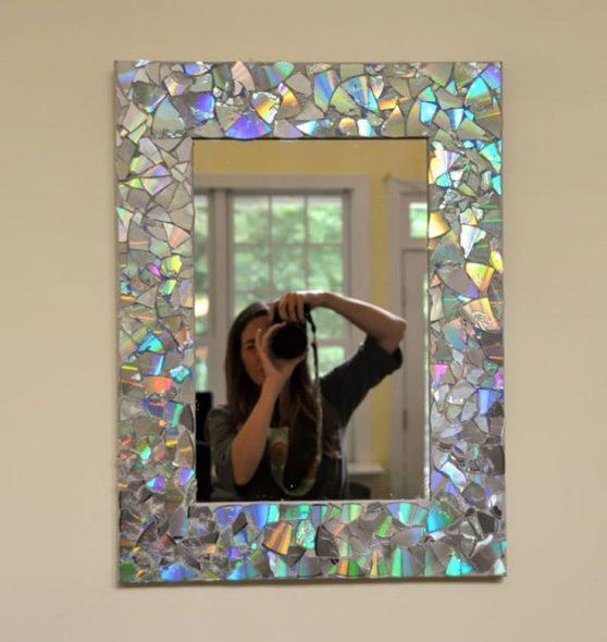 conception de miroir