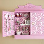papier peint armoire de décoration