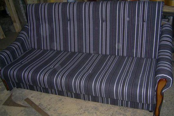 canapé prêt