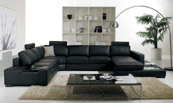 sofa góc công nghệ cao