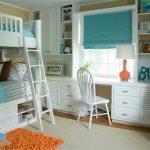 chambre pour deux garçons-arrangement de meubles
