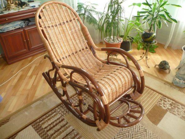 chaise de saule