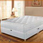 matras voor houten bed
