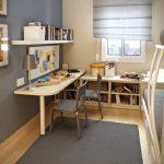 petite chambre pour un écolier