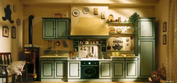 update (herstel) keukenset