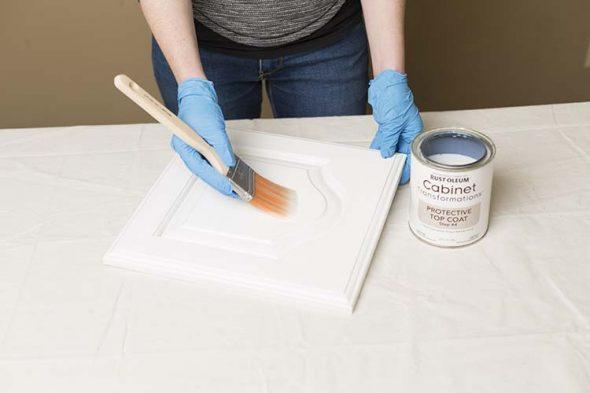 meubles de peinture