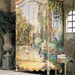 peinture de restauration de cabinet
