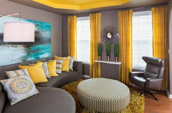 sofa góc trong nội thất