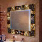 créer une décoration de miroir unique avec vos propres mains