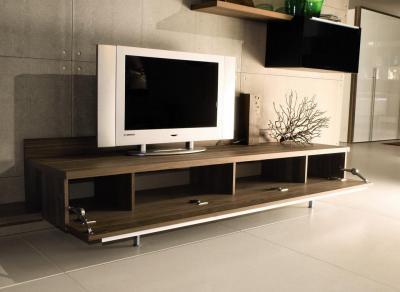 Les armoires de télévision sont longues