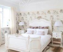 maagisia makuuhuoneita Provencen tyyliin