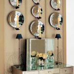 miroir de mosaïque