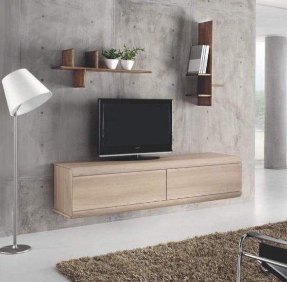 Kuva saranoitu TV-teline