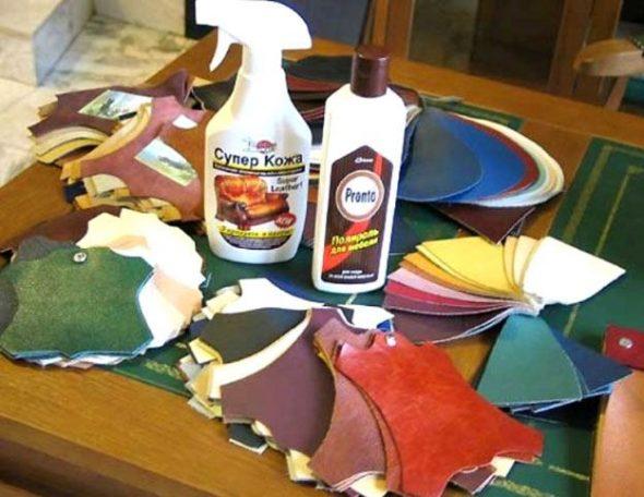 Entretien compétent des meubles en cuir
