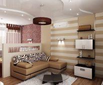 Idées pour un appartement d'une pièce