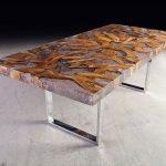 Cette table est conçue