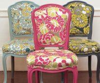 כיסאות ריפוד - מדריך צעד אחר צעד