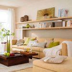 Modernit sohvat sisätiloissa