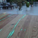 Table de phosphore