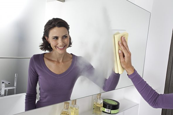 miroir propre