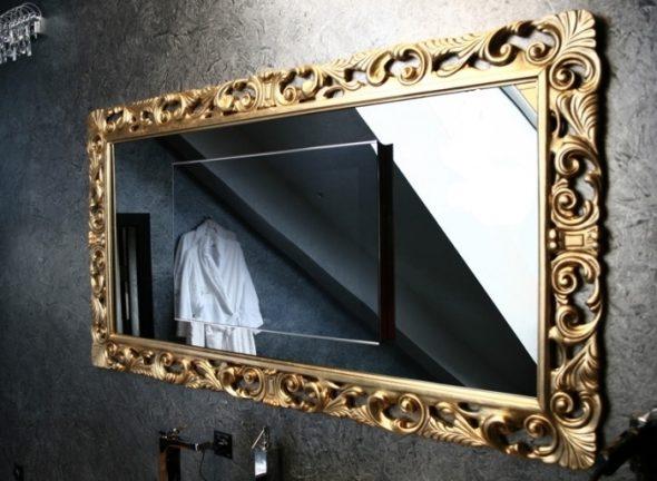 photo miroir propre