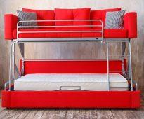 idées de canapé-lit