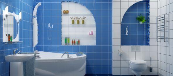comment faire une étagère dans la salle de bain avec vos propres mains