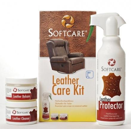 règles de base pour l'entretien des meubles en cuir