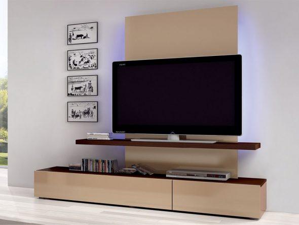 l'étagère est une décoration intérieure élégante et originale