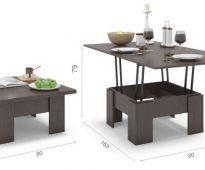 table de transformation pour la maison