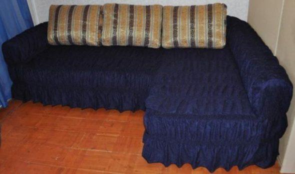 Housse de canapé faites-le vous-même