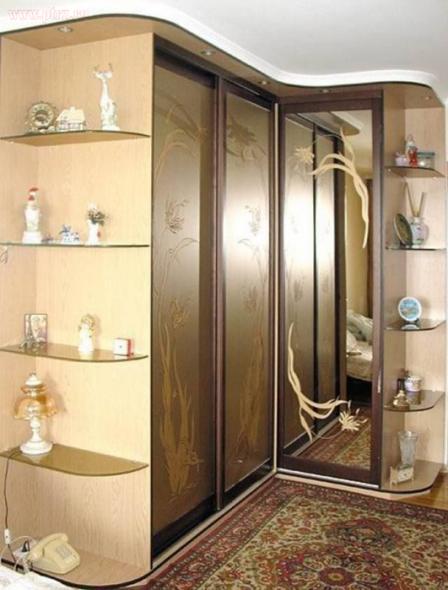 La beauté et le style de votre couloir