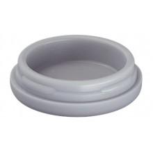 Meubelvoet 20 mm, grijs