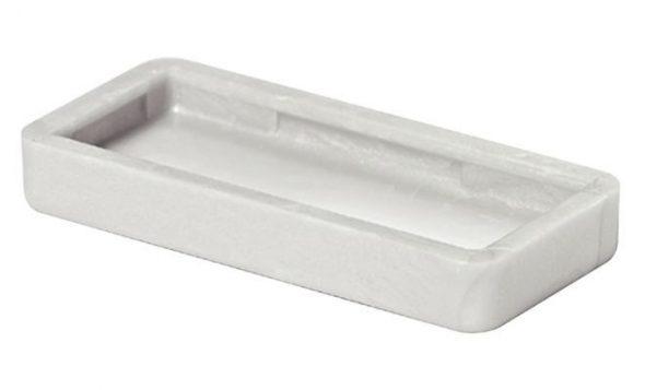 Druklager meubels 32x15 mm, grijs