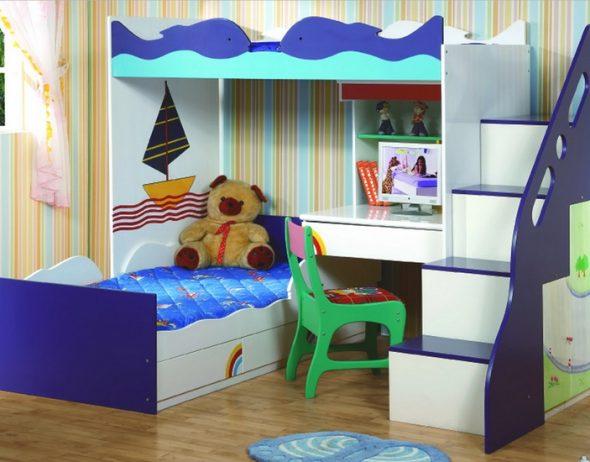 Avantages des lits superposés